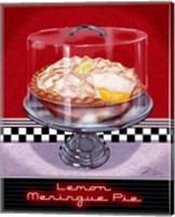 Lemon Meringue Pie Fine Art Print