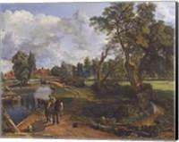 Flatford Mill Fine Art Print