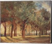 The Judges' Walk, Hampstead Fine Art Print