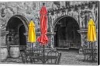 2 Yellow 1 Red Fine Art Print