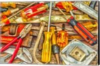 Tools Of The Trade 2 Fine Art Print