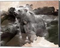 Brown Bear Creek Fine Art Print