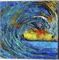 Crashing wave Fine Art Print