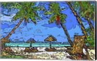 Tropic Getaway Fine Art Print