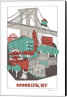 Brooklyn Fine Art Print