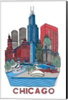 Chicago Fine Art Print