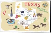 Texas Fine Art Print