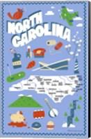 North Carolina Fine Art Print