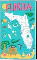 Florida Fine Art Print