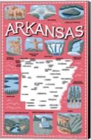 Arkansas Fine Art Print