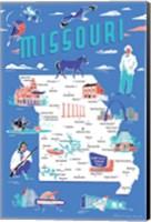 Missouri Fine Art Print