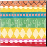 Mexican Decorative II Fine Art Print