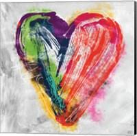 Electric Love Fine Art Print