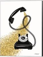 Glitter Phone Fine Art Print