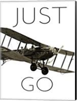 Vintage Airplanes I Fine Art Print