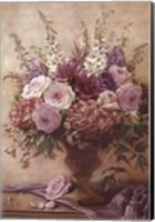 Symphony Bouquet II Fine Art Print