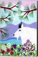 Forest Creatures V Fine Art Print