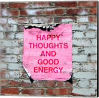 Happy Thoughts Fine Art Print