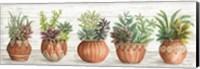Terracotta Pots I Fine Art Print