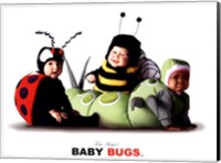 Baby Bugs Fine Art Print