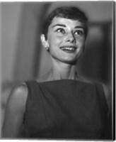 Audrey Hepburn Fine Art Print