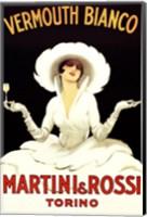 Martini Rossi Fine Art Print
