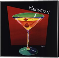 Manhattan Fine Art Print