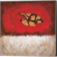 Harmony in Red II Fine Art Print