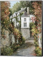 Regency House, Lucerne Fine Art Print