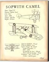 Sopwith Camel Fine Art Print