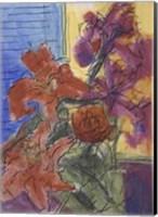 Floral Fantasy I Fine Art Print