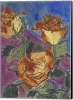 Floral Fantasy V Fine Art Print