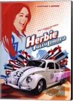 Herbie:  Fully Loaded Fine Art Print