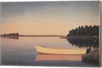 Three Mile Harbor, 1996 Fine Art Print