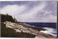 Pemaquid Point Fine Art Print