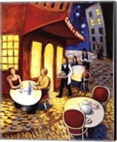Cafe De Paris Fine Art Print