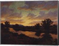 New Mexico Glow Fine Art Print