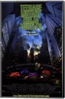 Teenage Mutant Ninja Turtles: the Movie Fine Art Print
