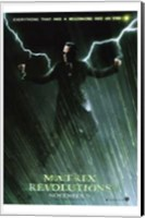 The Matrix Revolutions Agent Smith Wall Poster