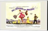 The Sound of Music Horizontal Musical Fine Art Print