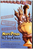 Monty Python and the Holy Grail Wall Poster