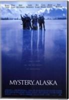 Mystery Alaska Hockey Wall Poster