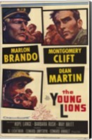 The Young Lions Fine Art Print