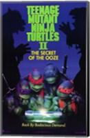 Teenage Mutant Ninja Turtles 2 Fine Art Print