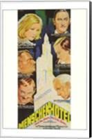 Grand Hotel - Skyscraper Wall Poster