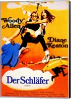 Sleeper - German Wall Poster