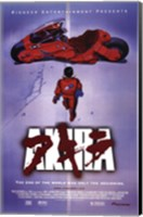 Akira Fine Art Print