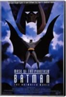 Batman: Mask of the Phantasm Wall Poster