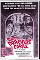 Blood of Dracula's Castle Fine Art Print