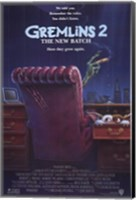 Gremlins 2: the New Batch Wall Poster